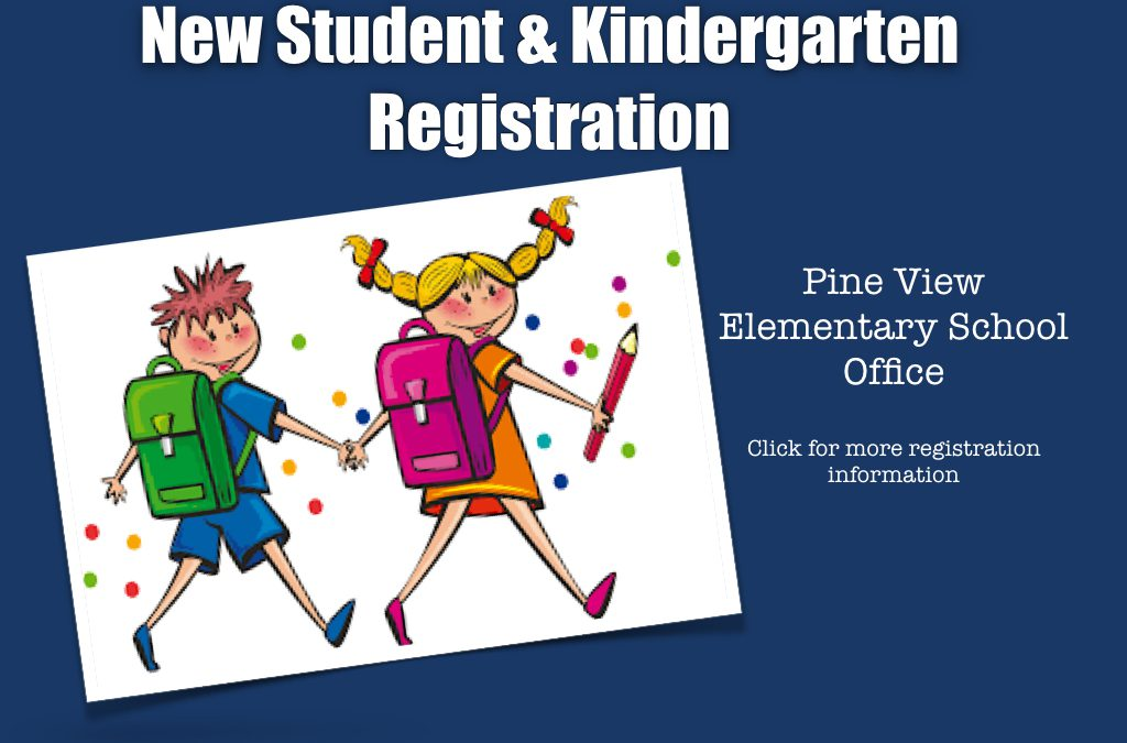 Kindergarten Roundup & New Student Registration