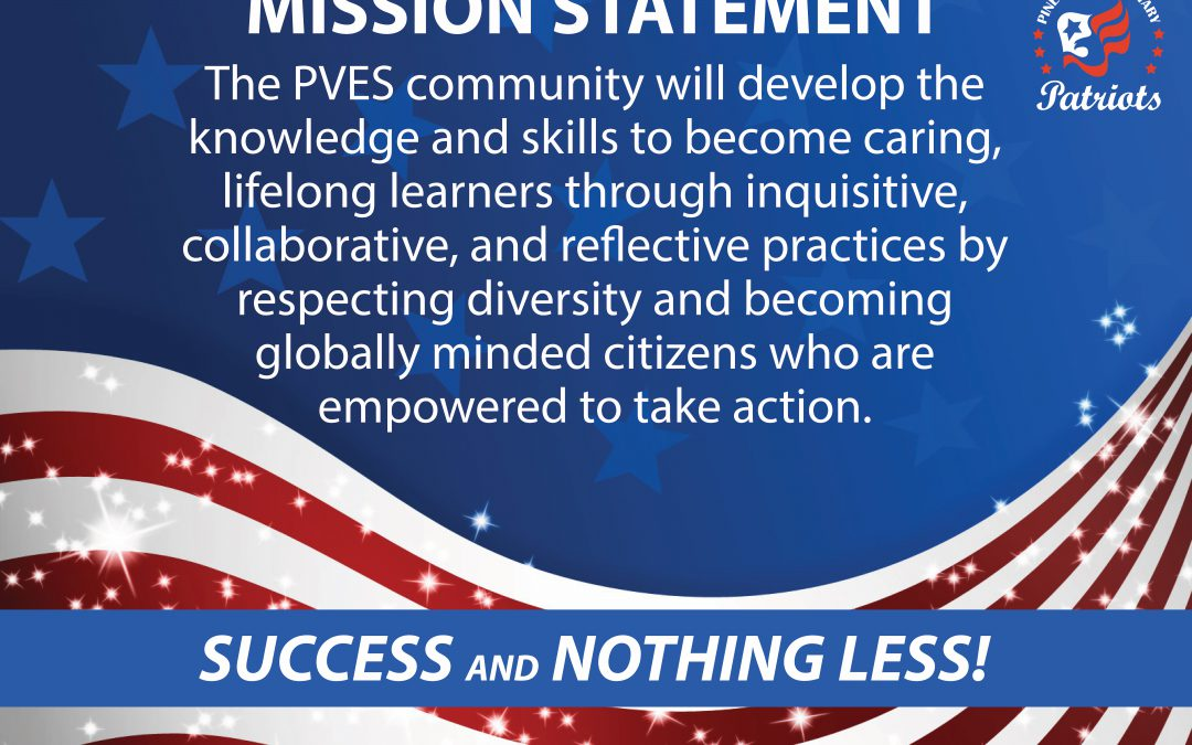 PVES Mission Statement
